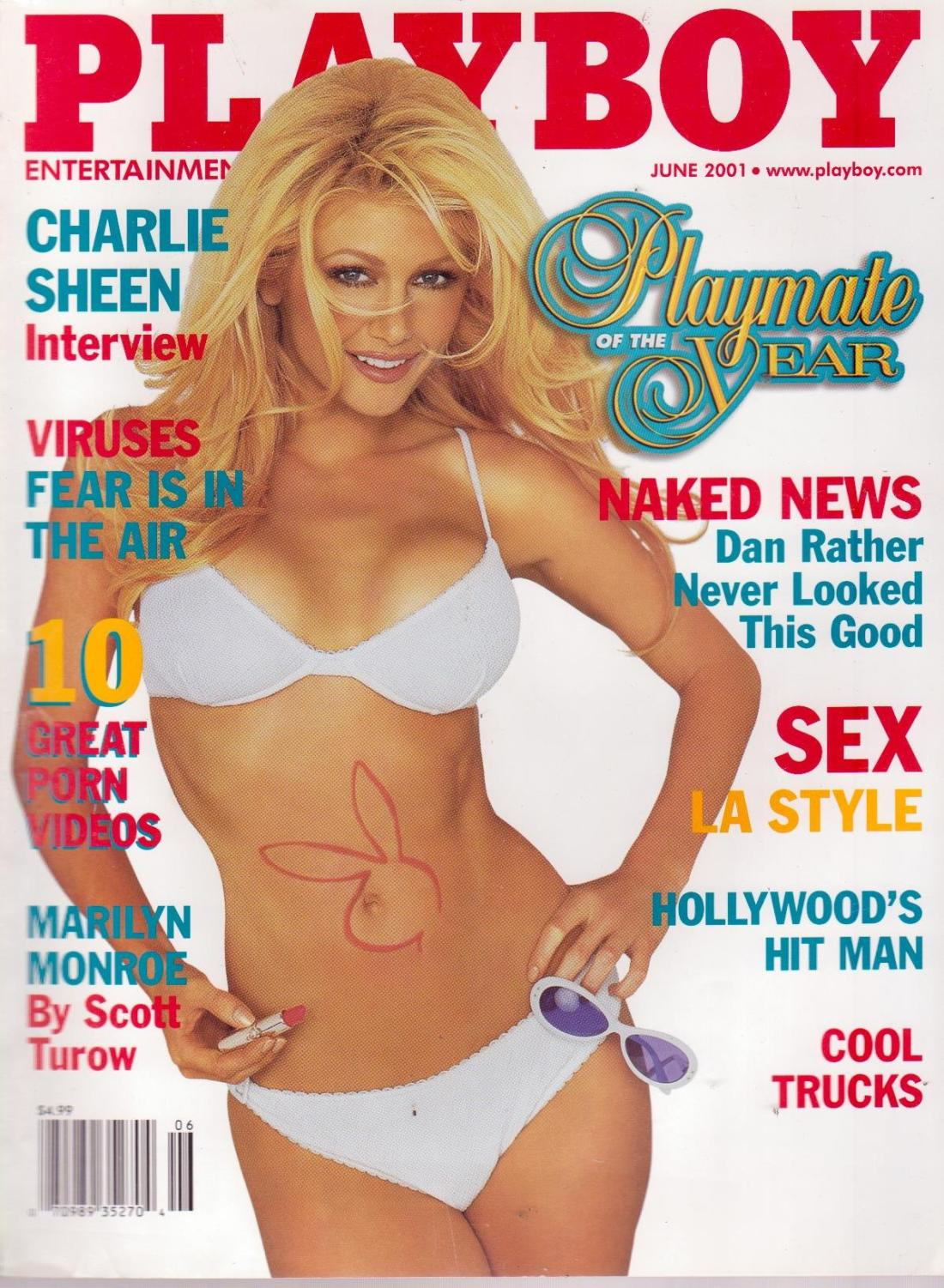 Brande Roderick was playmate of the year before becoming a successful actress and businesswoman.