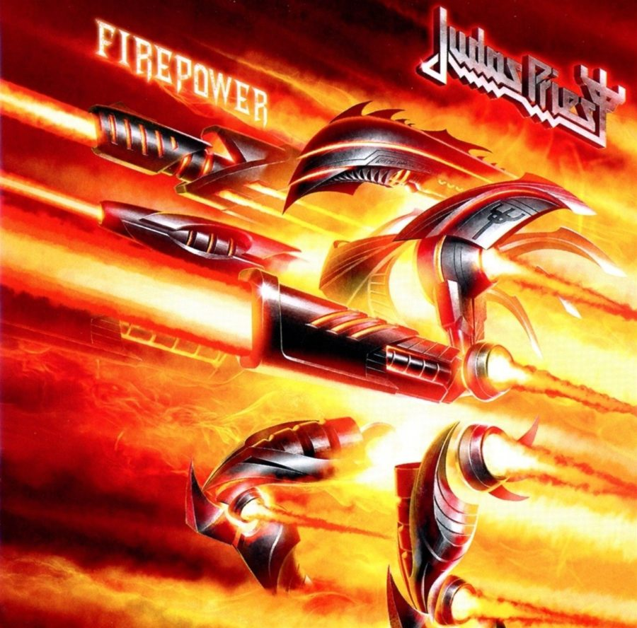 Judas+Priest+again+proves+their+relevancy+with+the+breakneck+tempo+of+%22Firepower%22