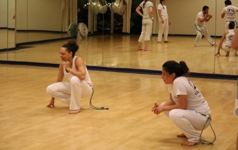 Club Capoeira: Student brings Brazilian dance fighting to campus