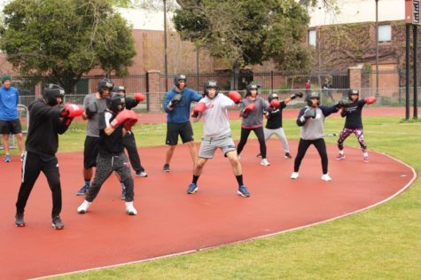 Centennial Series: A history of combative fitness classes at Santa Rosa Junior College