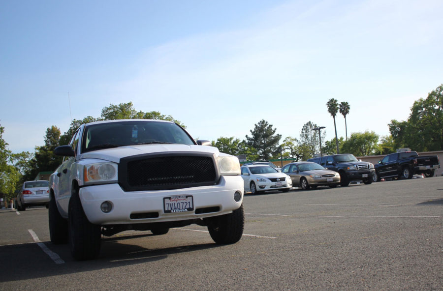 On Friday and Saturday, more parking is available to students who take weekend classes as opposed to peak hours during the week.