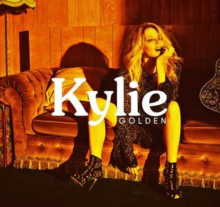 "With new album, Kylie stays ""Golden"""
