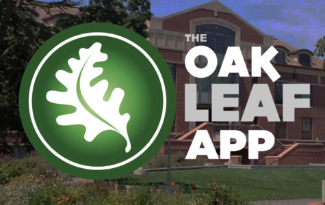 New Mobile App for The Oak Leaf News