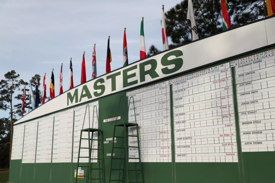 Plenty of big names will be competing in this year's Masters.
