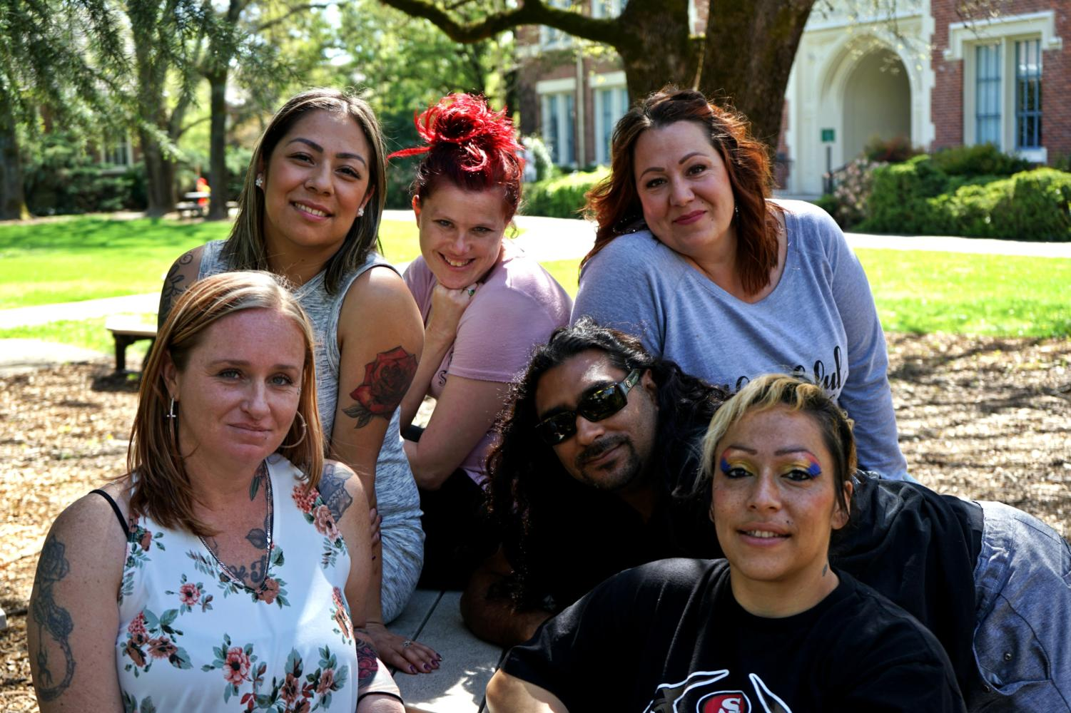 The Second Chance Club's mission is to provide support and advocacy for formerly incarcerated students trying to turn their lives around through education. The club offers scholarship opportunities, workshops to clear records and a sense of community in a judgement-free zone.