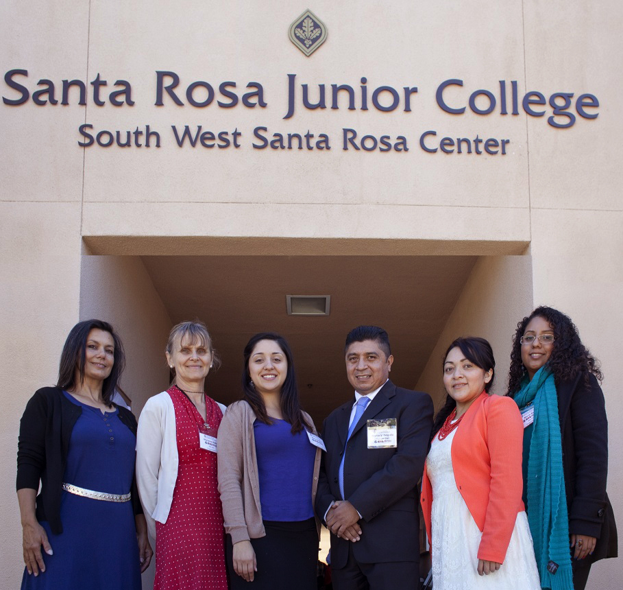 The SRJC Southwest Center in Santa Rosa provides a space of higher learning to an often looked-over student population.