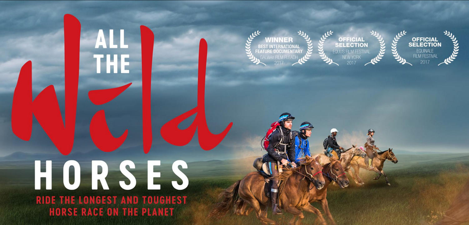 Ivo Marloh's documentary covers an epic 700-mile horse race across the Mongolian countryside.