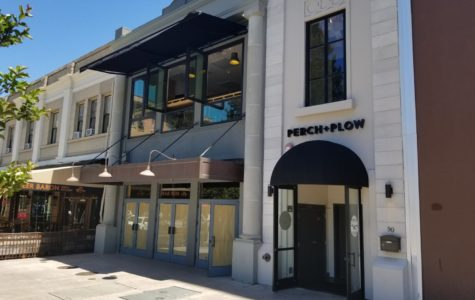 New food in Old Courthouse Square: Perch + Plow