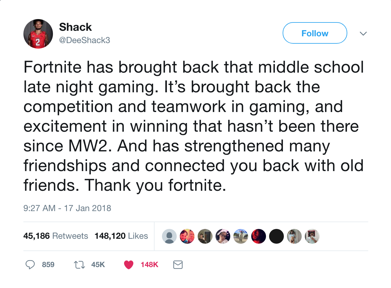 What's the fuss about Fortnite? - The Oak Leaf