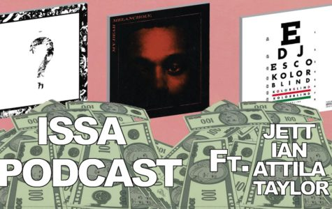 Podcast: Issa Podcast Ep. 3