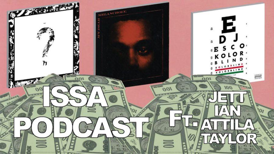 Issa Podcast Ep. 3