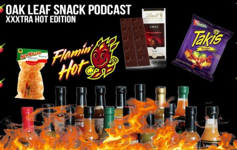 Podcast: Snack-Cast Ep. 1, Spicy!