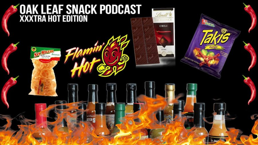 Snack-Cast Ep. 1, Spicy!