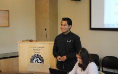 Fully-staffed SGA begins semester