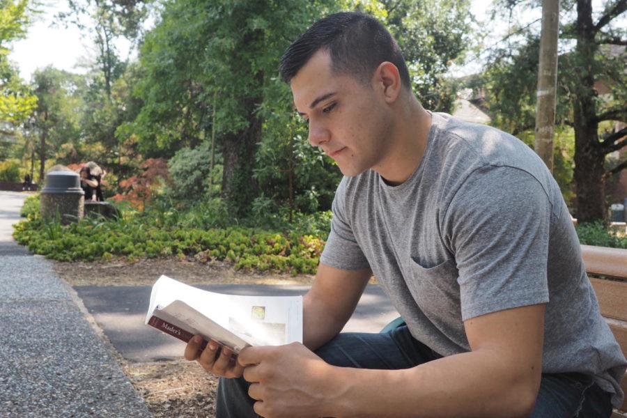 "First year Xray tech major, Omar Rubalcava, said, ""It's a big campus, it looks like chico state."""
