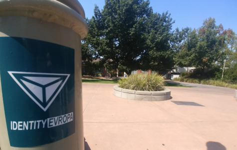 White supremacist stickers found on campus