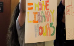 SRJC students fight for more library hours