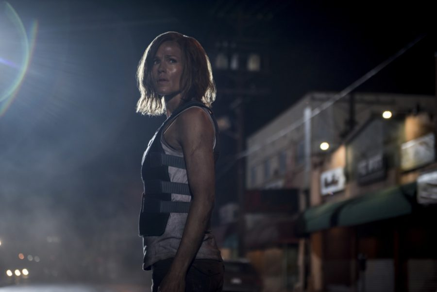 Jennifer Garner returns to the silver screen in Peppermint. Garner stars as Riley North, a mother-turned-vigilante after she witnesses the brutal murder of her family after an outing on the town.