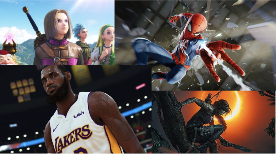 Video Games to Look Out for in September
