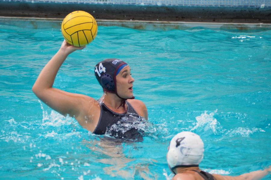 SRJC women's waterpolo