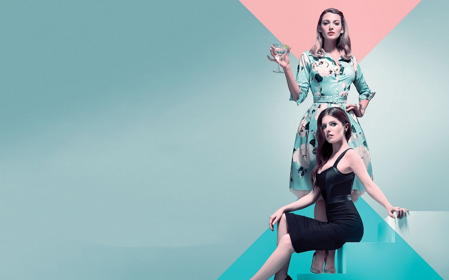 Anna Kendrick and Blake Lively play cat and mouse in this black comedy.