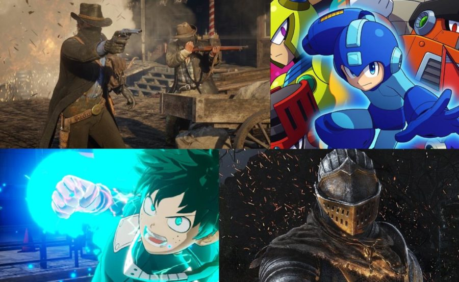 Games to look out for in October