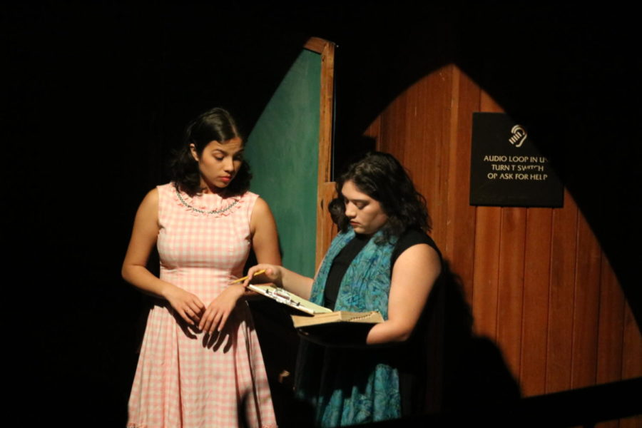 How the Garcia Girls lost their Accent is a the First show for the Fall season. The play is based on Julia Alvarez book on a Dominican family that struggles to make it in the United States in the early 1960s.