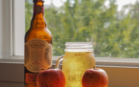 Gowan's Ciders is a California company that was established in 1876. Gowan's 1876 is one of there ciders named after there first harvest of the same year.