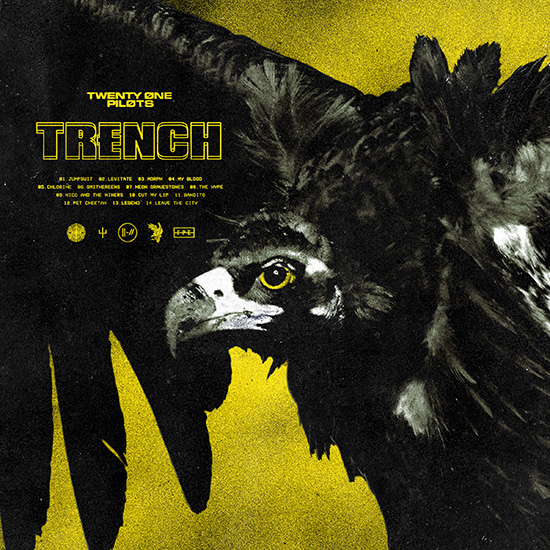 "In The ""Trench"" With Twenty One Pilots"