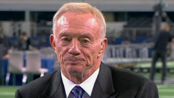 Dallas Cowboys president Jerry Jones continues to make questionable (bad) moves for the long-term future of his team.