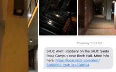 Late incident alert raises concerns of campus security