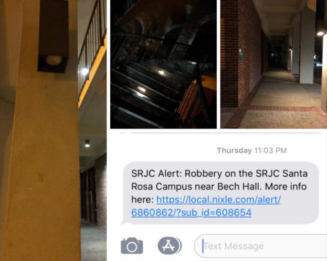 Late incident alert raises concerns of campus security