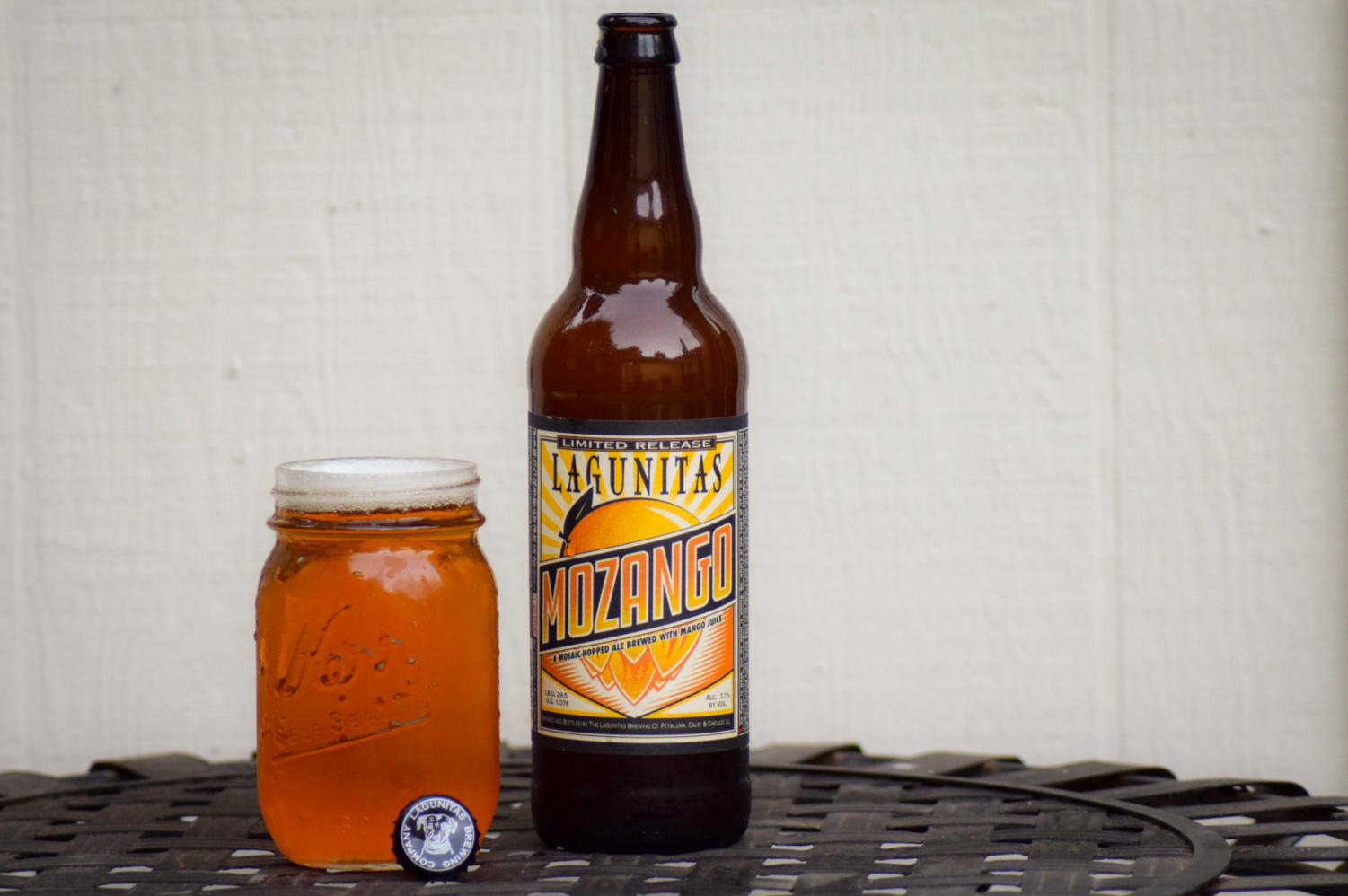 Mozango pairs well with desserts and heavy comfort food.