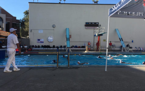 SRJC water polo ends regular season 6-10 after getting dominated in their final home game by #3 Sierra