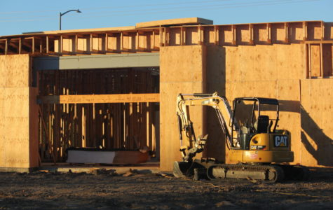 A new neighborhood is underway near Piner road in a county-wide effort to combat the houisng shortage, which skyrocketed after the Tubbs fire in 2017.