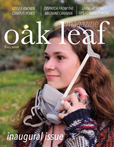 Oak Leaf Fall 2018 Magazine