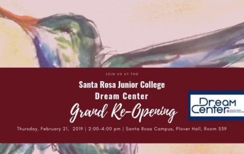 New and improved: SRJC Dream Center to re-open
