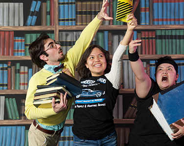"Preview: SRJC Theatre Arts presents ""All the Great Books"""