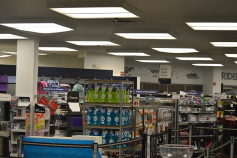 SRJC reconfigures student store, offers more merchandise, improved layout