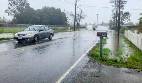 County-wide floods; SRJC remains open, Shone Farm faces possible closure