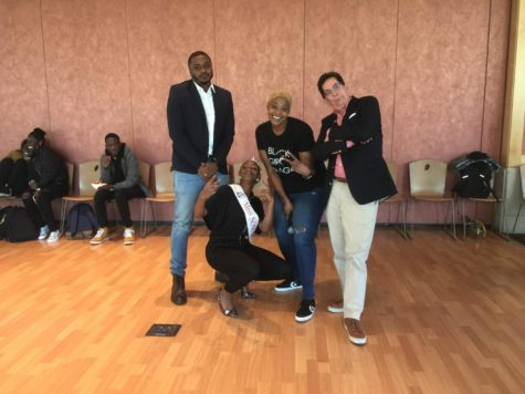 SRJC President holds listening session with campus' black community