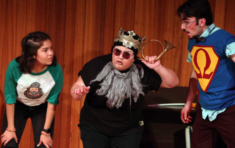 "For the laughs to the lighting, go see ""All The Great Books (Abridged)"""