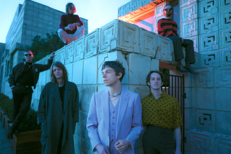 """House of Glass"": Latest single from Nashville-based alt-rockers Cage the Elephant"