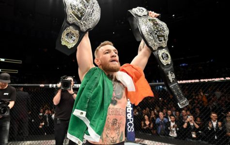 G.O.A.T?: The case for Conor McGregor