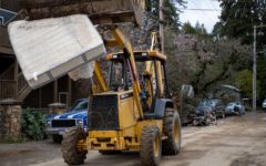 Sonoma County cleanup: Guerneville residents return to heart-breaking devastation