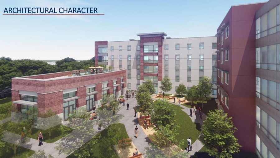 Board of Trustees advances student housing