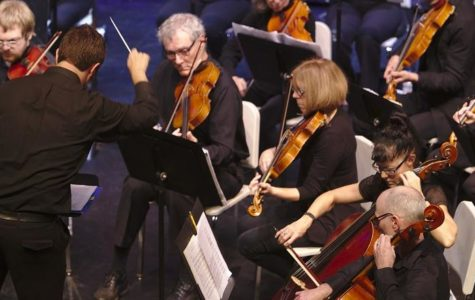 "SRJC orchestra presents the second annual ""Circadian Rhythms"""