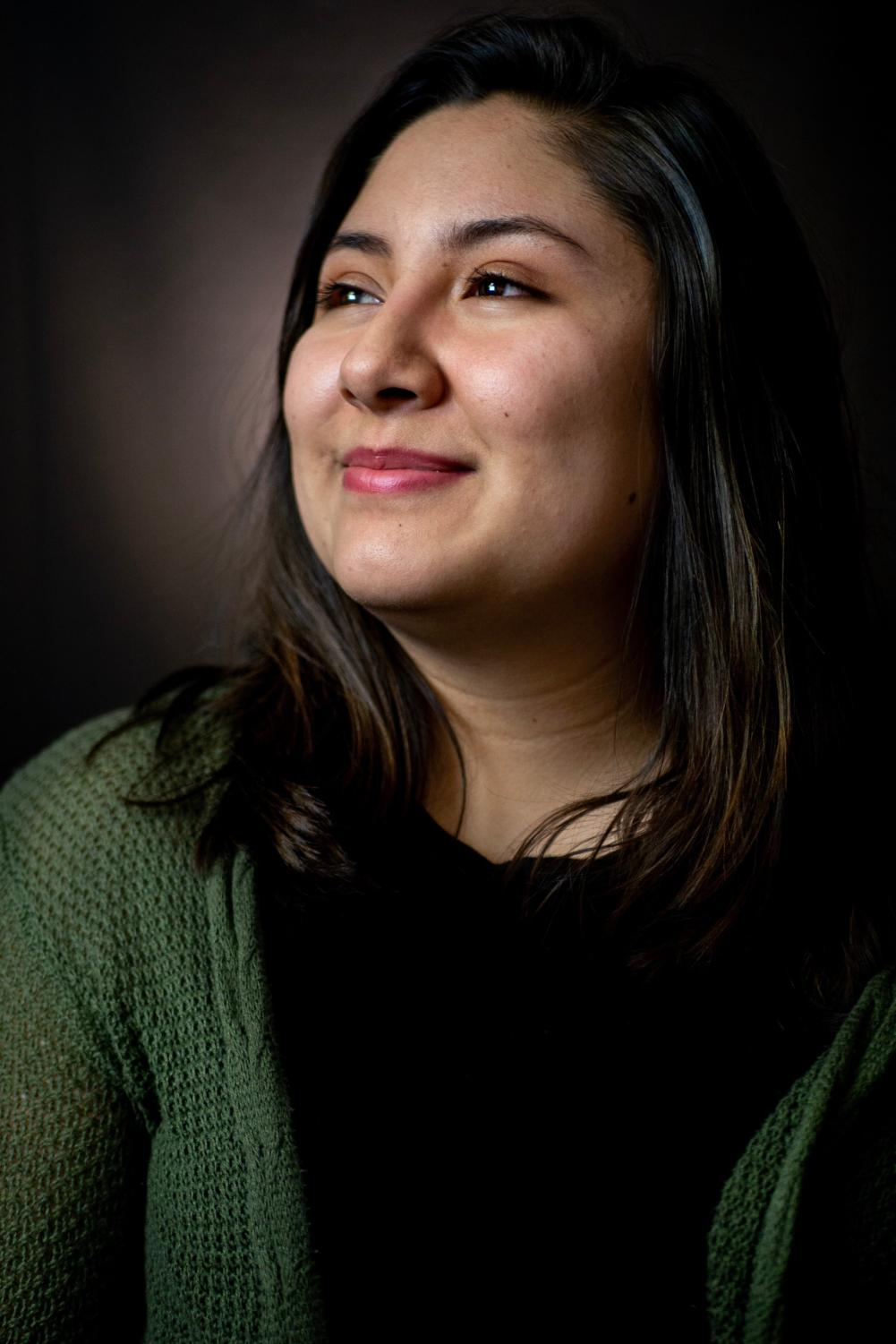 SRJC nursing student Jocelyn Zhaori Contreras-Toscano is vice chair of Student Life and co-chair of Movimiento Estudiantil Chicanista de Aztlán (MEChA). She flew into the U.S. at age 2 on the lap of a stranger and talked with the Oak Leaf about the difficulties of being undocumented.