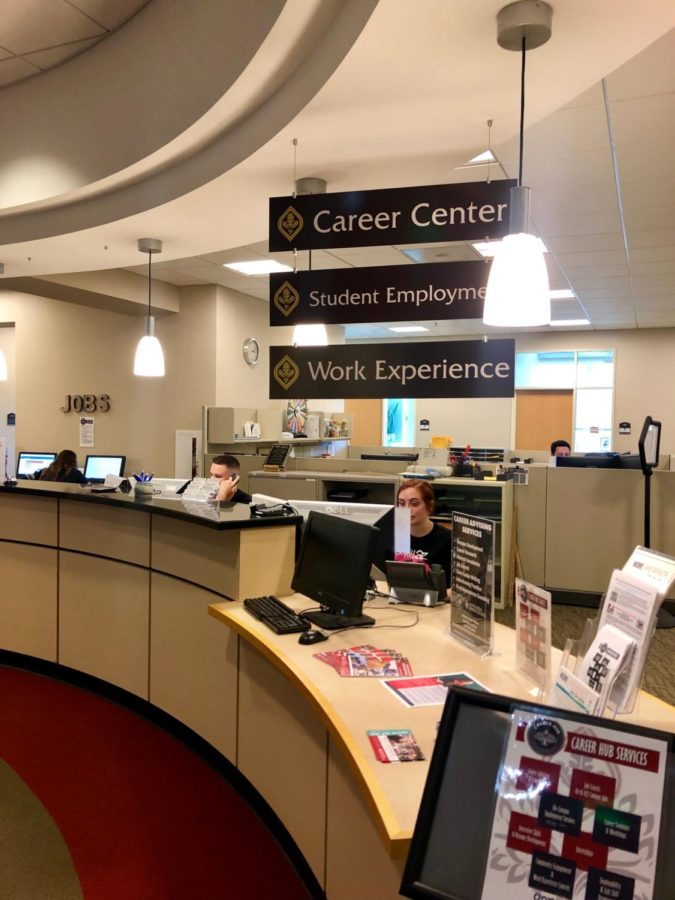 Contact the Career Hub front desk at 707-527-4329 to make an appointment with Mead on the third floor of Bertolini Student Center.
