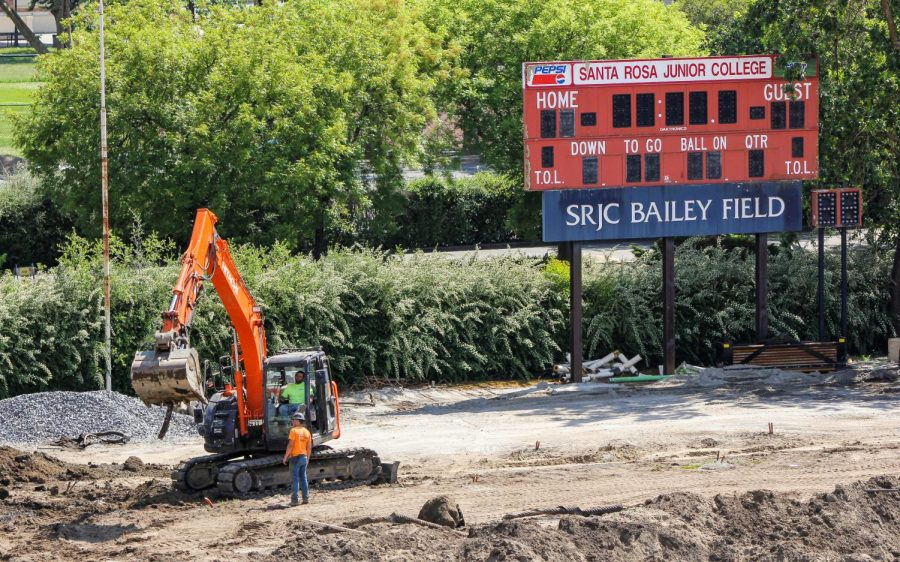 What's New: Bailey Field will be completely renovated with an all new track, bleachers, and artificial grass. Both an athletic and pedestrian pavilion will also be added to the surrounding area.